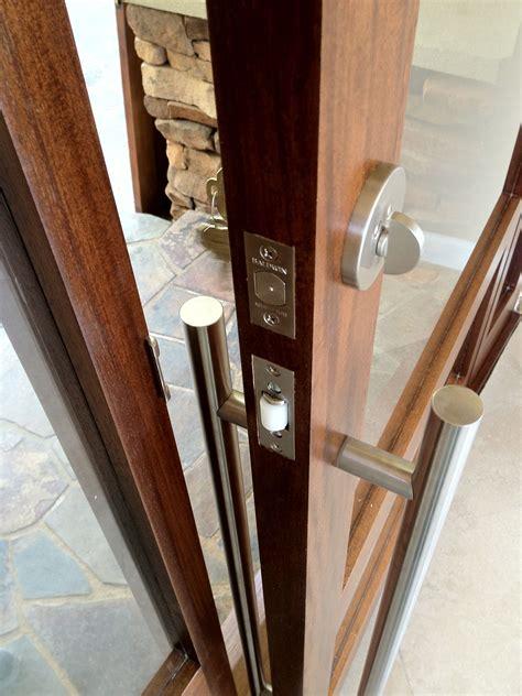 Contemporary Entry Door Handles