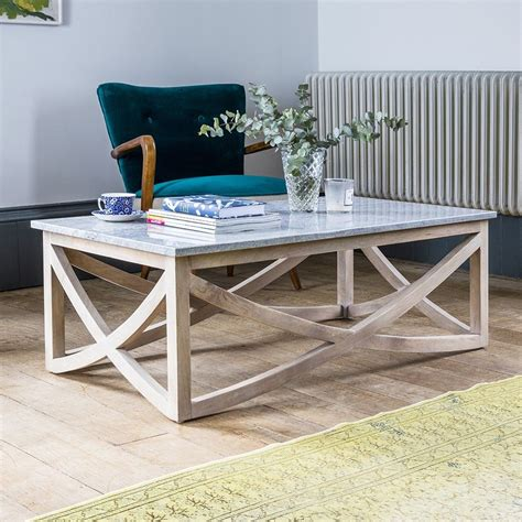 Contemporary Modern Marble Coffee Tables UK FADS