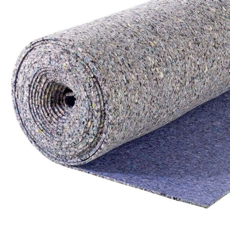 Contractor 5 16 in Thick 8 lb Density Carpet Pad