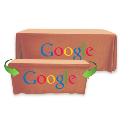Convertible Table Cover Throw Adjustable 8 ft to 6 ft