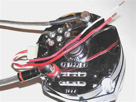 delcotron alternator internal wiring diagram images converting a generator to an internally regulated