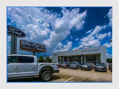 Conyers Used Car Dealer Courtesy Ford