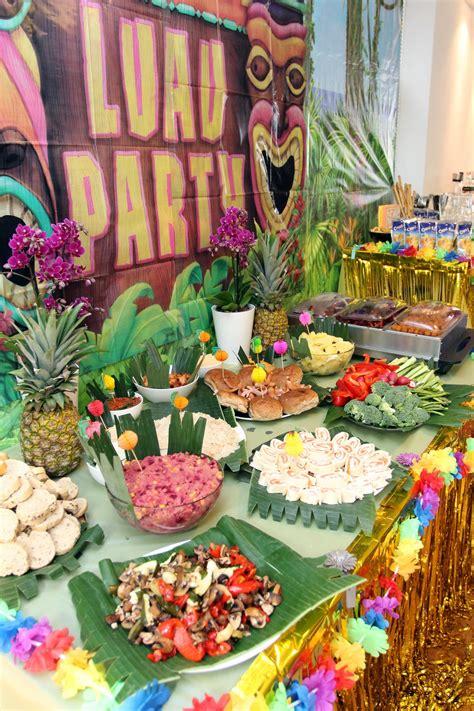 Coolest Hawaiian Luau Party Ideas Coolest Kid Birthday
