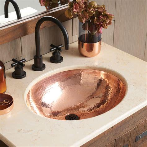 Copper Sinks Copper Kitchen Sinks Copper Bathroom sinks