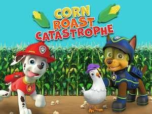 Corn Roast Catastrophe Game Kids Arcade Style Game