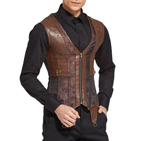 Corsets for Men Mens Leather Corsets Steampunk More
