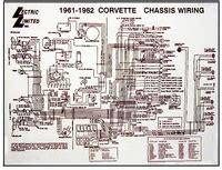 c4 corvette starter wiring diagram images corvette electrical wiring diagrams davies corvette parts