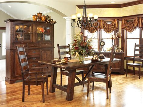 Country Furniture Dining Room