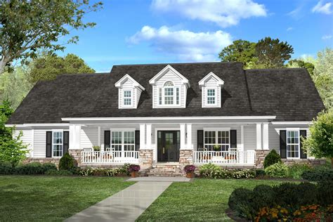Country House Plan 142 1131 4 Bedrm 2420 Sq Ft Home