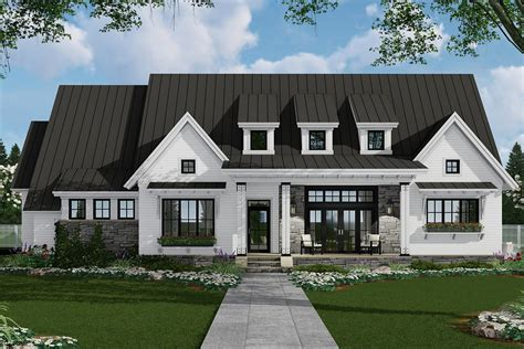 Country Style House Plans Southern Floor Plan Collection