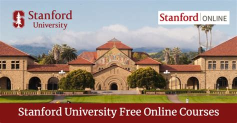 courses overview stanford university