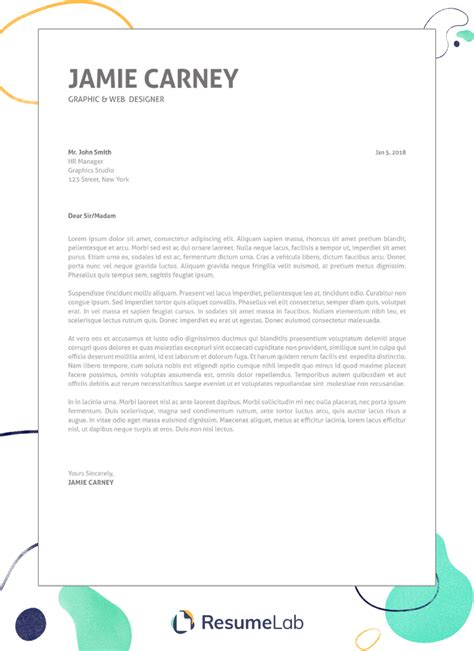 Cover Letter examples samples Free edit with word