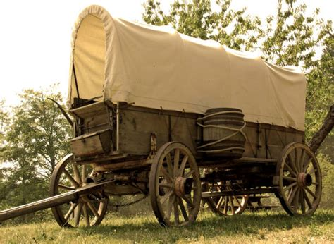 Covered Wagon Images Stock Pictures Royalty Free