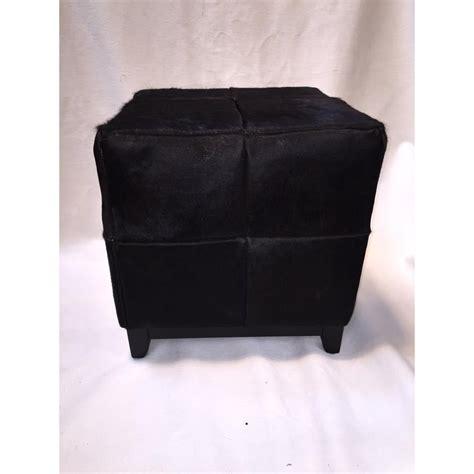 Cowhide Ottoman eBay