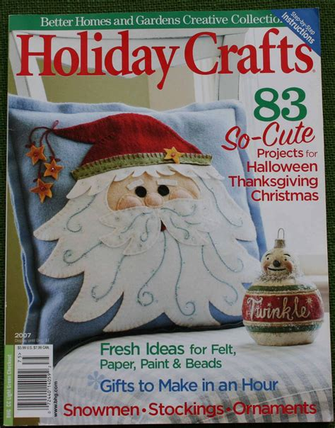 Crafts Better Homes and Gardens
