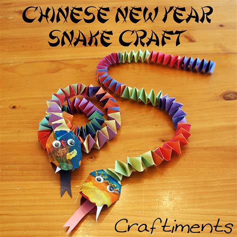 Crafts and Activities for Chinese New Year