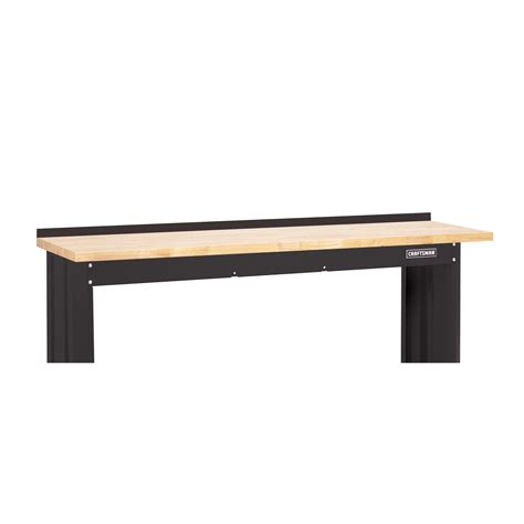 Craftsman 6 Butcher Block Work Surface Top Only Tools