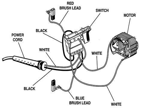 Craftsman Drill Wiring Diagrams