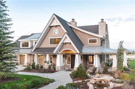 Craftsman Style Homes Design Elements Design Basics