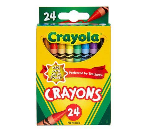 Crayola Crayons Art Tools 24 Packs of 24 ct Crayons