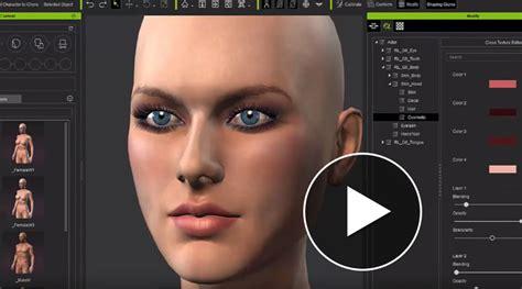 Create a Virtual Person Make Create a Character