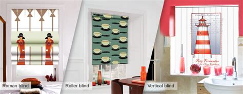 Creatively Different Blinds Roller Blinds Funky Blinds