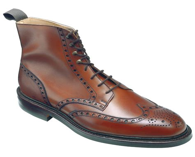 Crockett and Jones Boots Pediwear Menswear