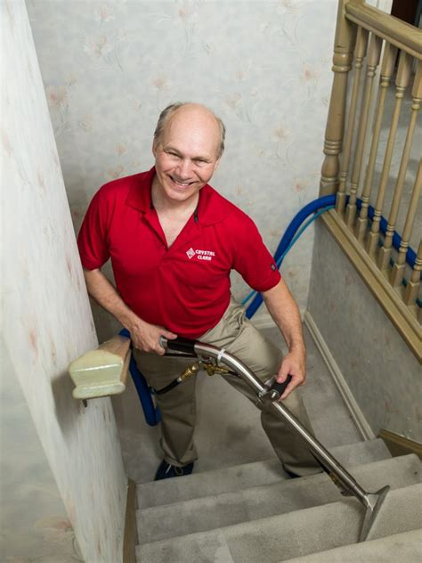Crystal Clean carpet cleaning kitchener maids upholstery