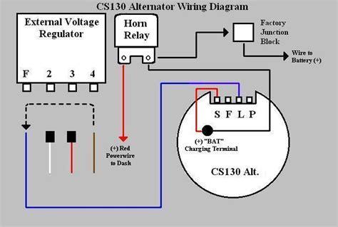 delco remy cs130 alternator wiring diagram images alternator cs130 alternator wiring diagram diagrams and schematics