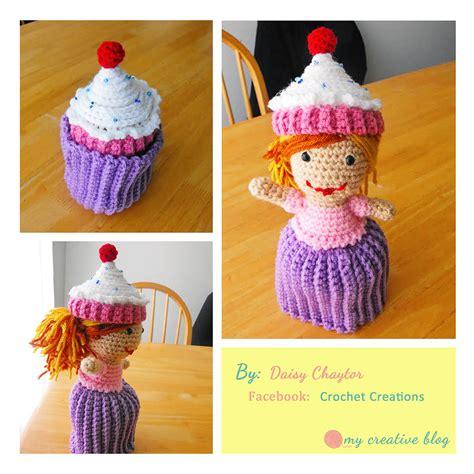 Cupcake Doll Crochet Pattern My Creative Blog