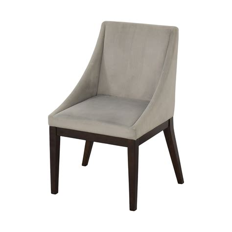 Curved Chair west elm