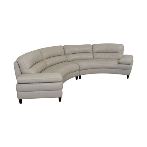 Curved Sofa Shop Couches Online Macy s