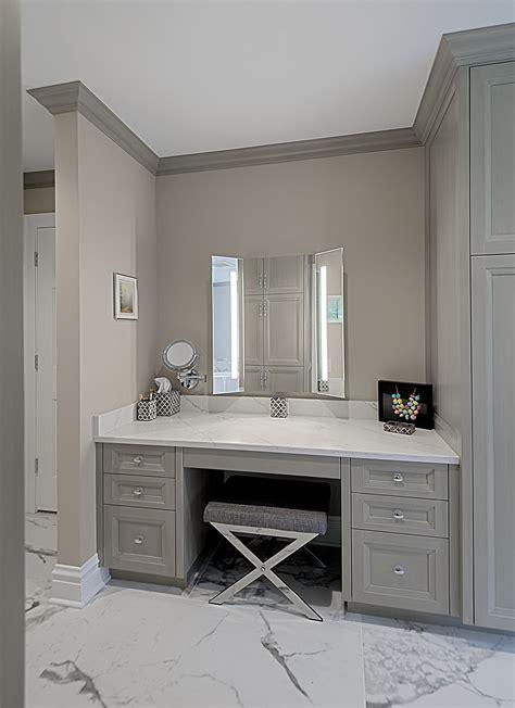 Custom Cabinetry Custom Closet Built ins Vanity