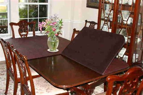 Custom Made Dining Room Table Pads Dressler Table Pad Co