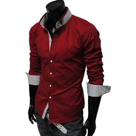 Custom Made Mens Dress Shirts
