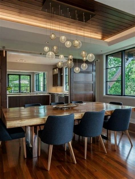 Custom Modern Contemporary Dining Rooms