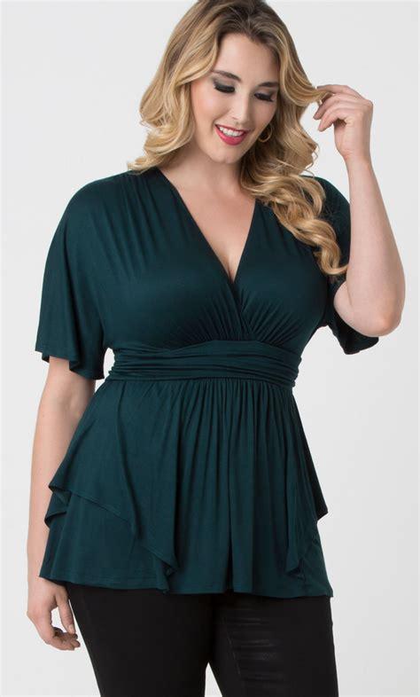Cute Trendy Plus Size Tops ModCloth