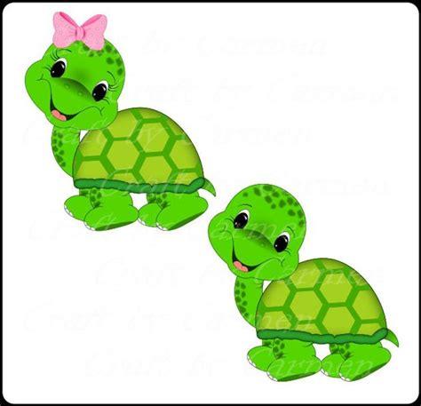 Cute turtle clip art Etsy