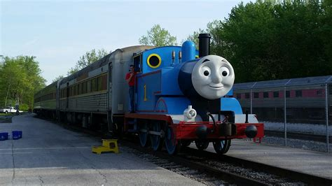 Cuyahoga Valley Scenic Railroad Thomas Thomas the Train