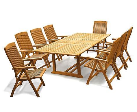 Cyan Teak Furniture Teak Garden Furniture Patio Sets