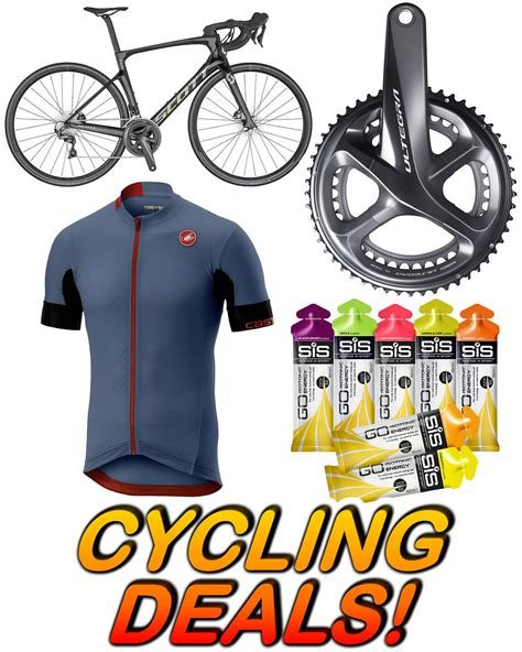 Cycling Deals Handpicked cycling bargains for UK