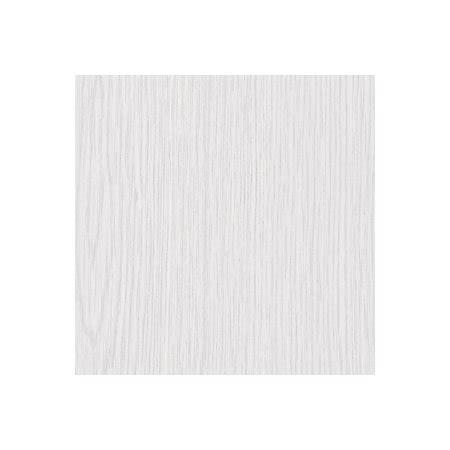 D C Fix Wood Effect White Self Adhesive Film L 2M W