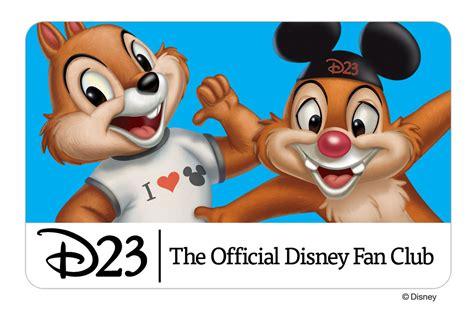 D23 The Official Disney Fan Club