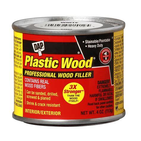 DAP Plastic Wood 4 oz Solvent Wood Filler 21412 The