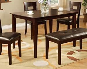 DINING TABLE 36 X 48 X 30 H Amazon ca Home Kitchen