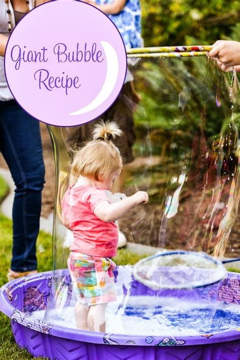 DIY Giant Bubbles Party Printables Personalized