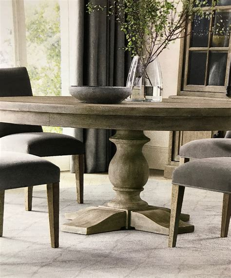 DIY Restoration Hardware Dining Table Restoration