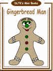 DLTK s Make Your Own Books Gingerbread Man