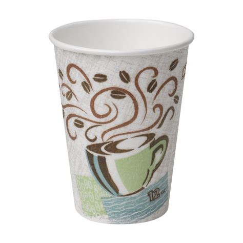 Daily Chef Dixie Perfectouch Insulated Paper Cups Coffee