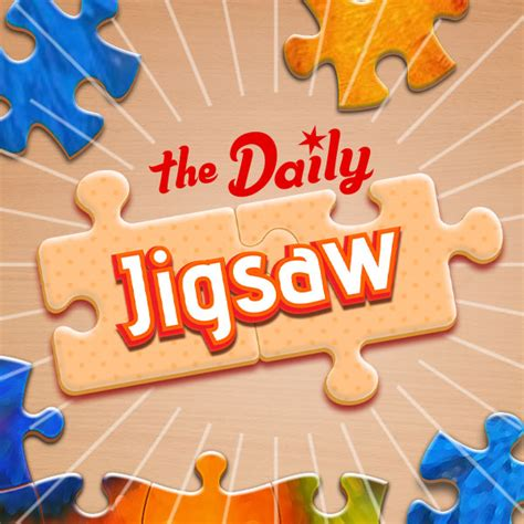 Daily Jigsaw Play Online Game and Free Online Puzzle